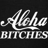 Aloha bitches Tank Tops