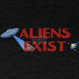 Alien or ufo T-shirts