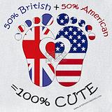 British american Bib