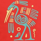 Bird crane T-shirts