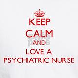 Psychiatric nurses T-shirts