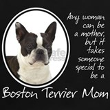 Boston terrier mom T-shirts
