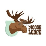 Moose Wall Decals