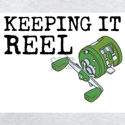 Fishing t shirts shirts tees custom fishing clothing for Keep it reel fishing