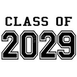 Class of 2029 T-shirts