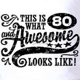 80th birthday Polos