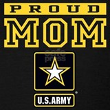 Army mom Tank Tops