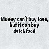 Dutch food Bib