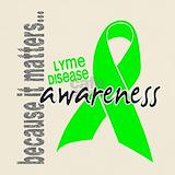 Lyme disease awareness T-shirts