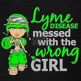 Lyme disease Tank Tops