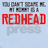 Redhead Baby Bodysuits