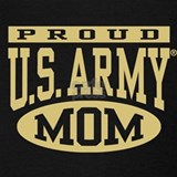 Army mother Tank Tops