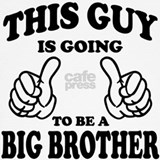 Big brother to be T-shirts