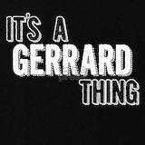 Gerrard T-shirts
