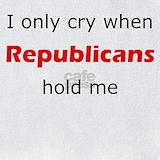 Funny politics Bib