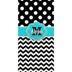 Teal blue bathroom accessories decor cafepress for Dark teal bathroom accessories