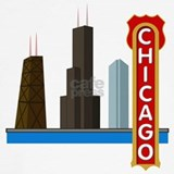 Chicago Tank Tops