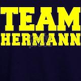 Team hermann Sweatshirts & Hoodies