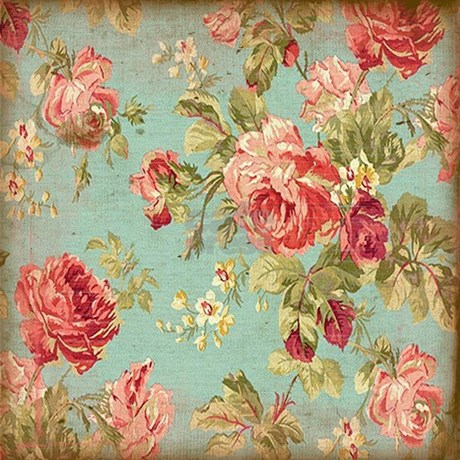 Beautiful Vintage Rose Floral Shower Curtain. Beautiful Vintage Rose Floral Shower  Curtain