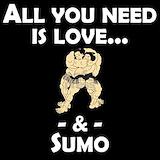 Funny sumo wrestler Pajamas & Loungewear