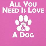 All you need love dog Underwear & Panties