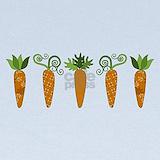 Carrots Baby Hats