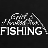 Girls fishing T-shirts