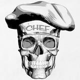 Chef skull Aprons