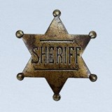Sheriff Baby Hats