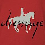 Dressage horse Tank Tops