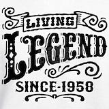 1958 legend Sweatshirts & Hoodies