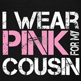 Breast cancer survivor cousin Tank Tops