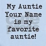 Aunt Baby Bodysuits