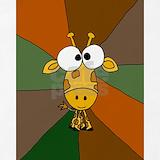 Giraffe Aprons