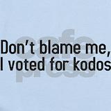 Kodos Baby Bodysuits