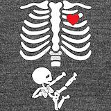 Pregnant skeleton Maternity
