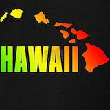 Hawaiian Tank Tops