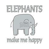 Elephant Pajamas & Loungewear
