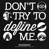 Divergentthemovie T-shirts