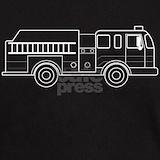 Fire truck T-shirts