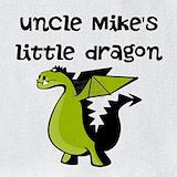 Baby dragon Bib