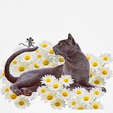Daisy cat Tank Tops
