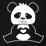 Panda Tank Tops