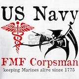 Marine corpsman Sweatshirts & Hoodies