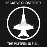 Negative ghost rider Tank Tops