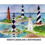Lighthouses Aprons