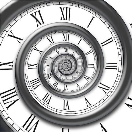 Roman Spiral Wall Clock Jpg Height 460 Amp Width 460