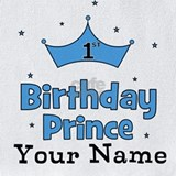 1st birthday prince Bib