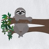 Sloth Bib