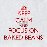 Baked beans Bib